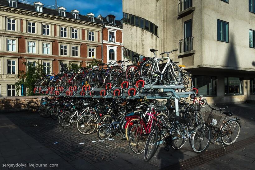 Посмотрите, до чего докатился Копенгаген!