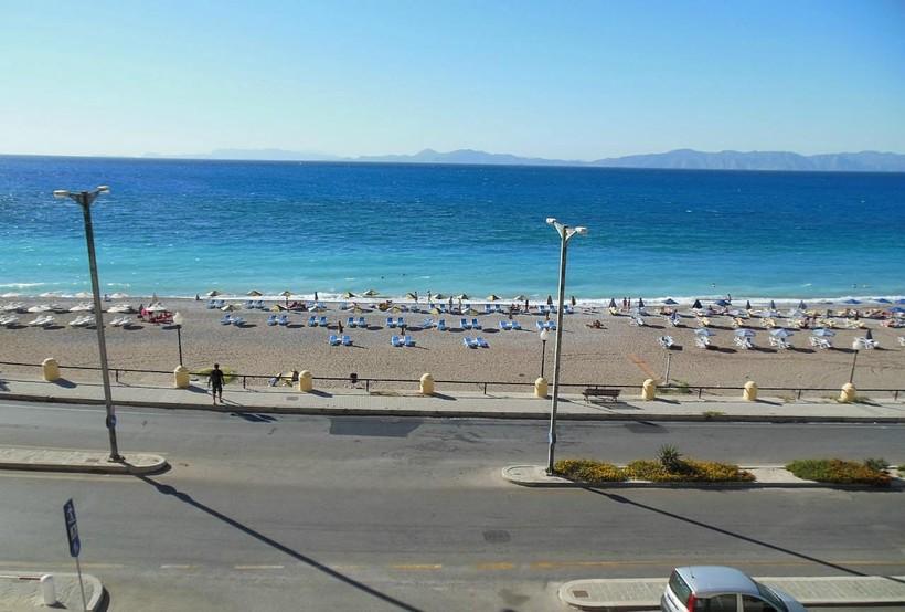 Пляж Эгейского побережья