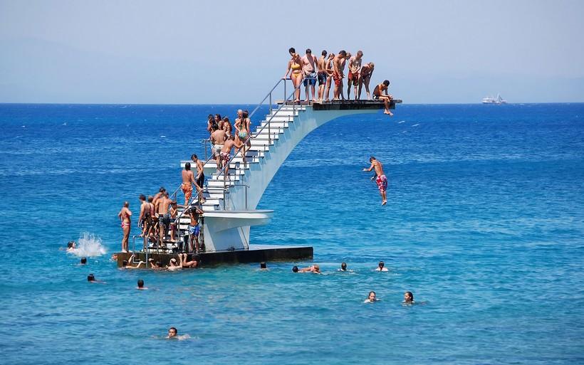 Пляж Элли (Родос)