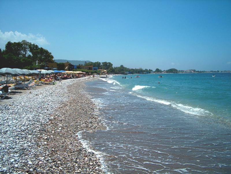 Пляжи западного побережья на фото