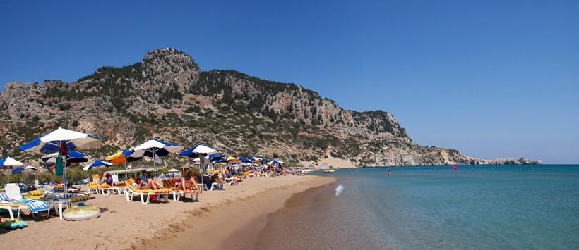 Пляжи восточного побережья (Родос)
