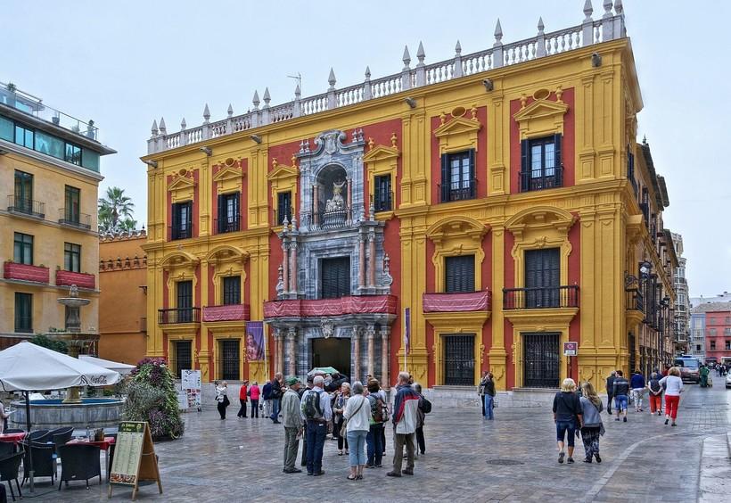 Påske I Malaga