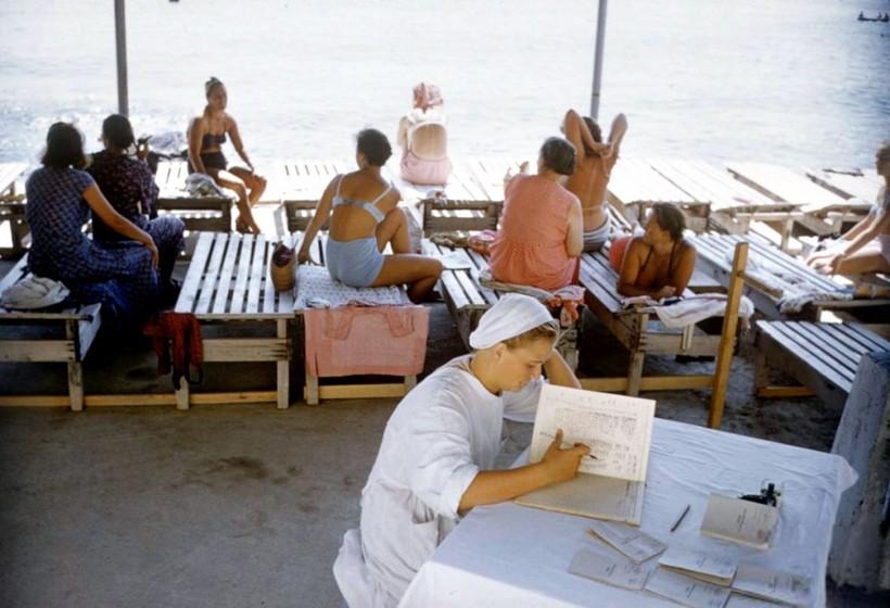 23 любопытных фотографии Крыма, сделанные на протяжении всего прошлого века