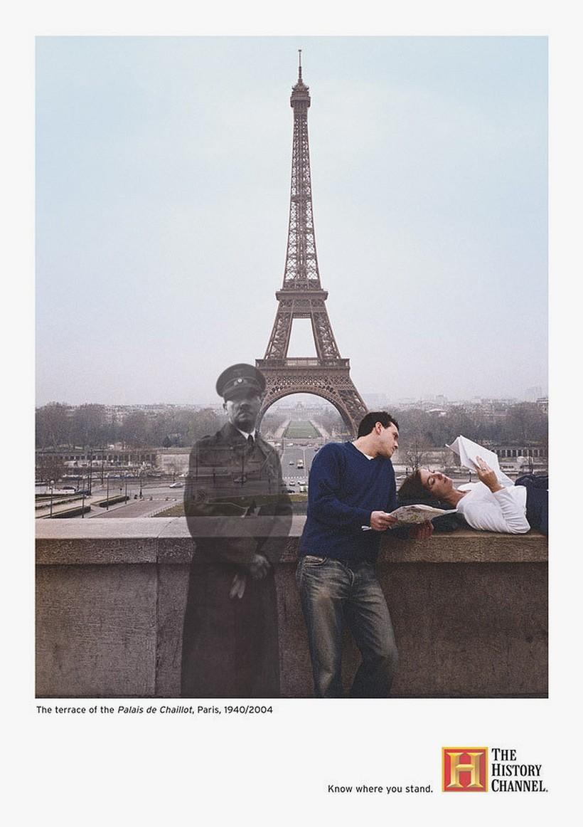 Впечатляющие снимки из проекта «Знай, где ты стоишь»