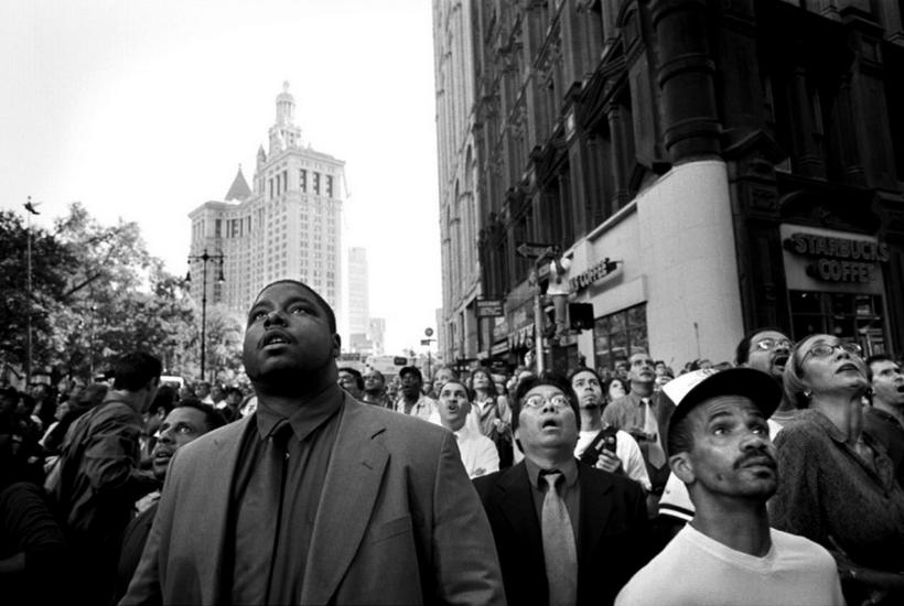 10 редких фото теракта в США 11 сентября 2001 года, которые вы не видели