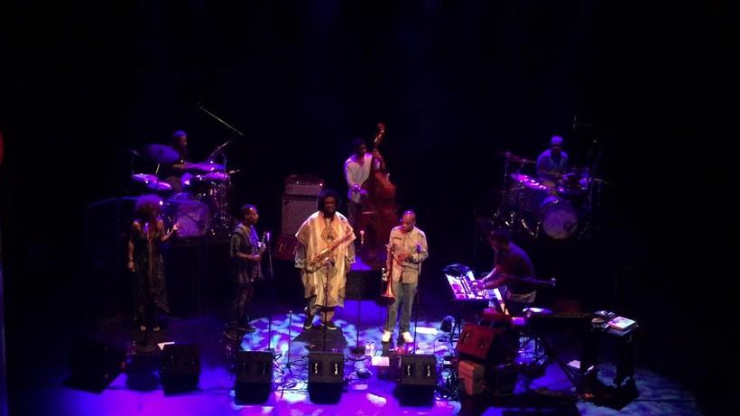 Джазовый фестиваль в Барселоне