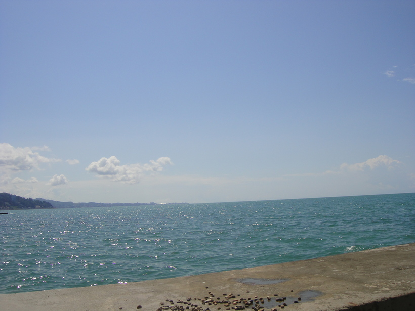 Сентябрьское море