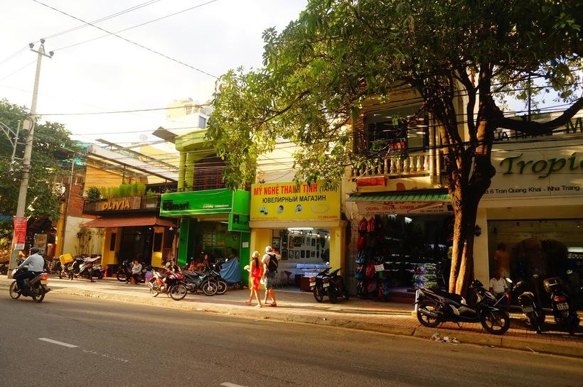 Улицы в Нячанге