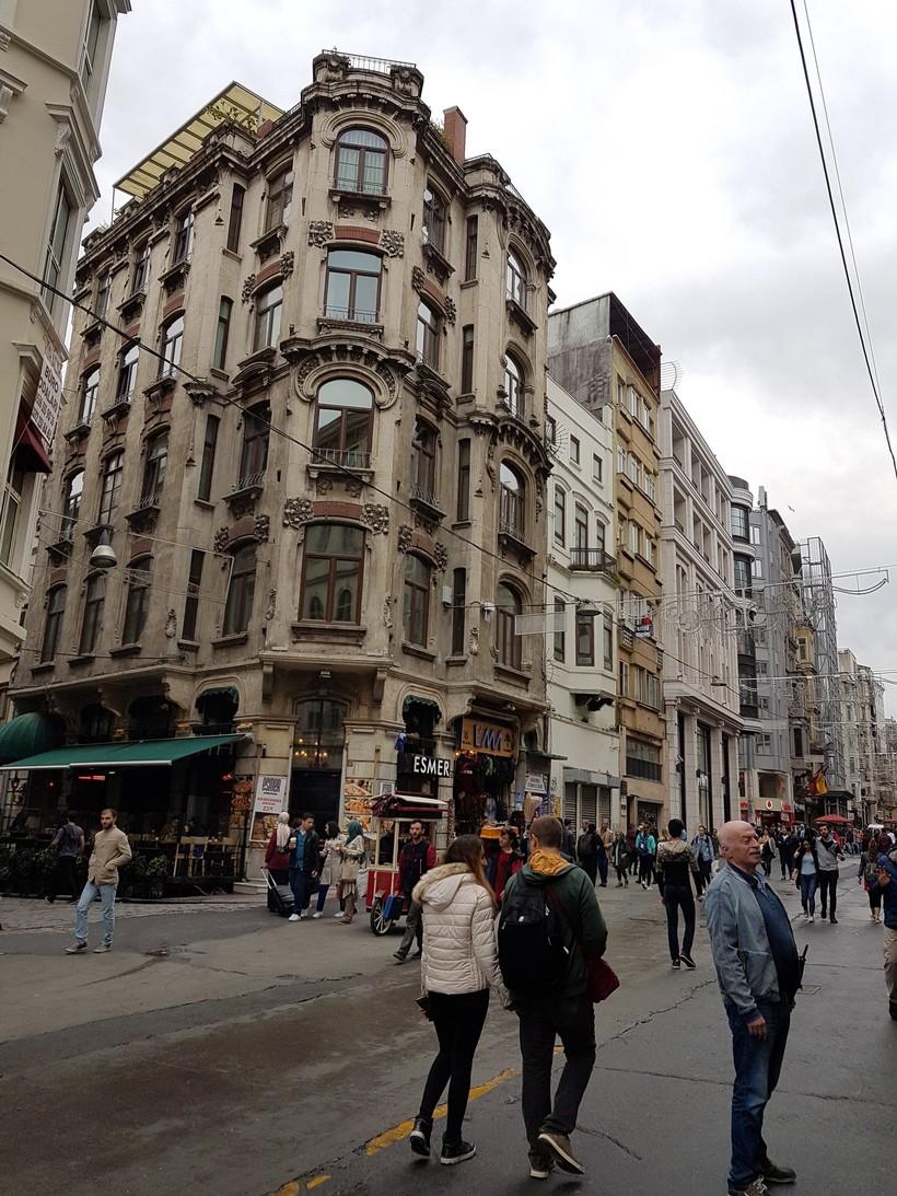 Прогулки по Стамбулу, апрель 2017