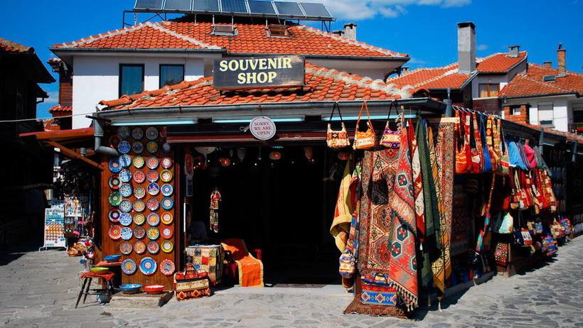 купить болгарскую косметику в несебре