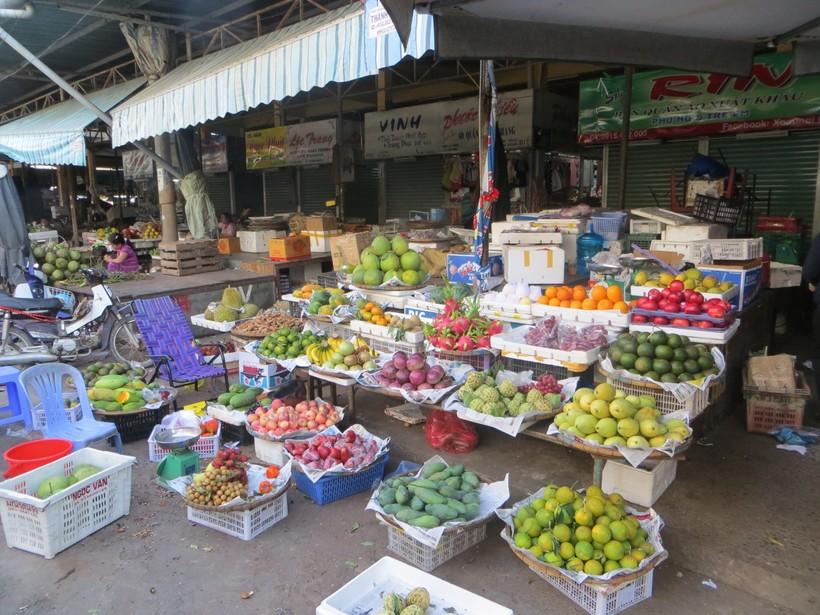 Рынок Ксон Мой