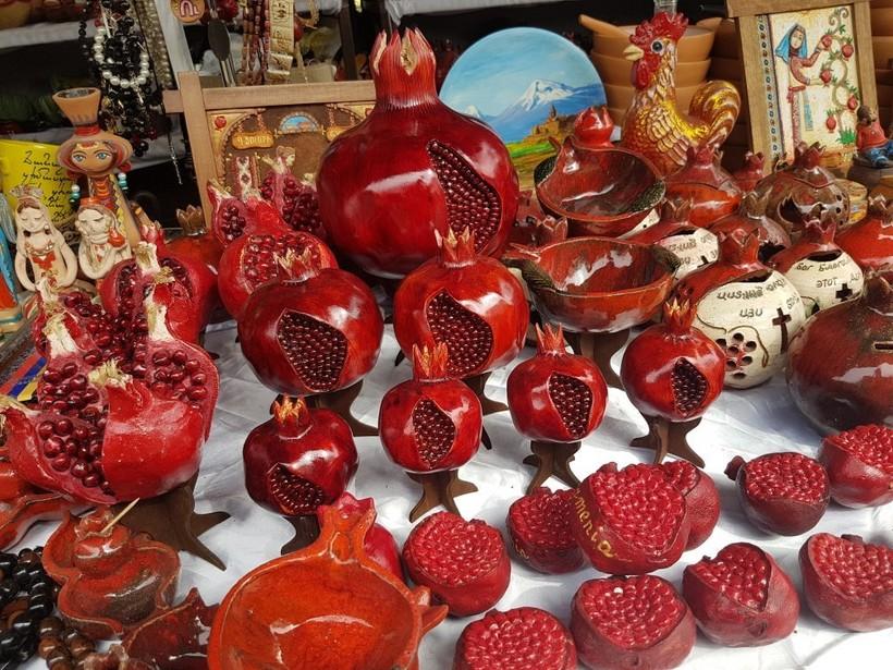 Ереванские сувениры