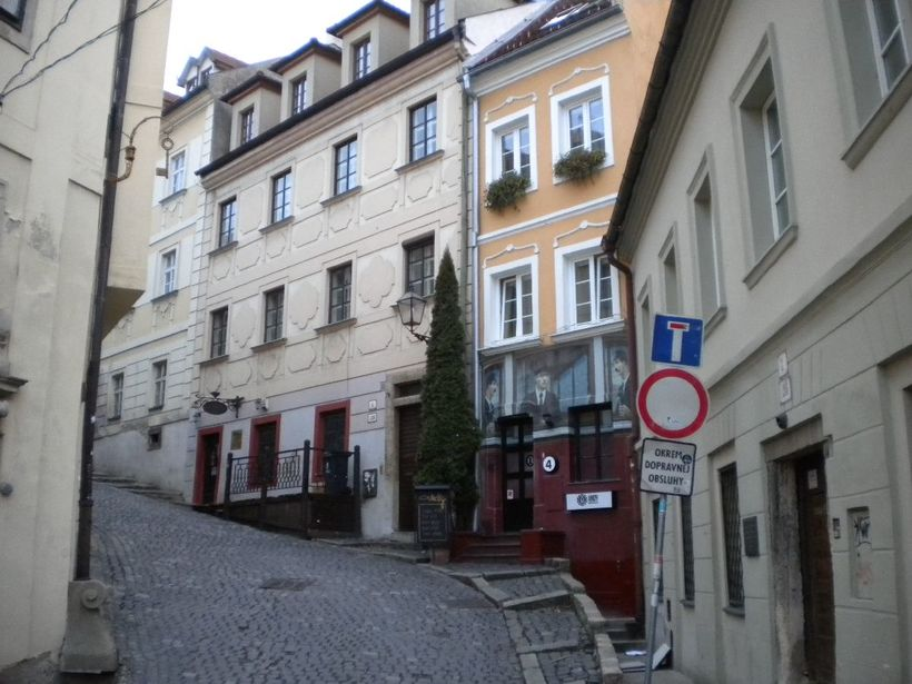 Братислава: улочки