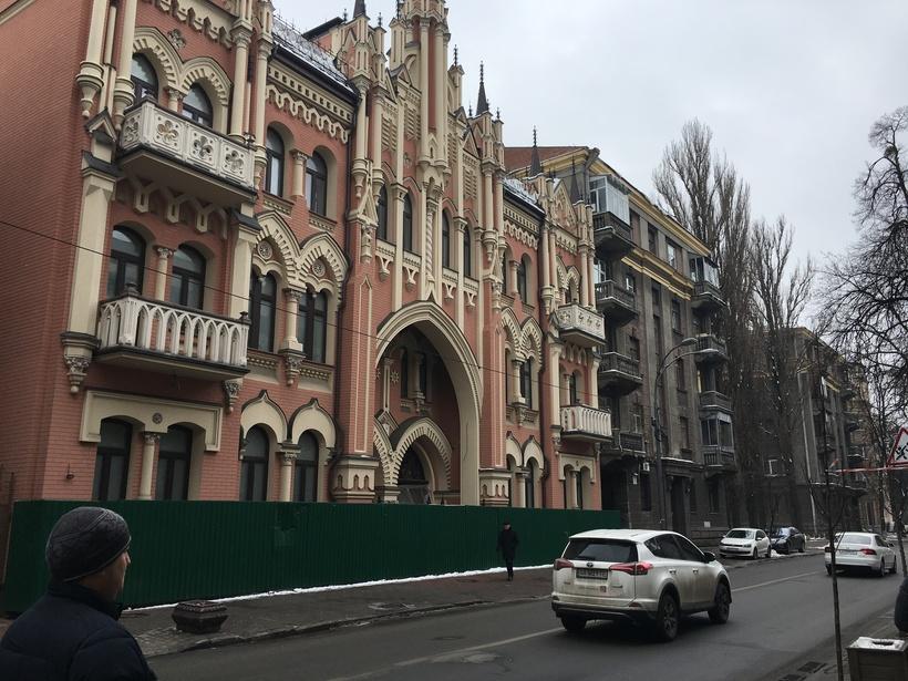 Киев: улицы города
