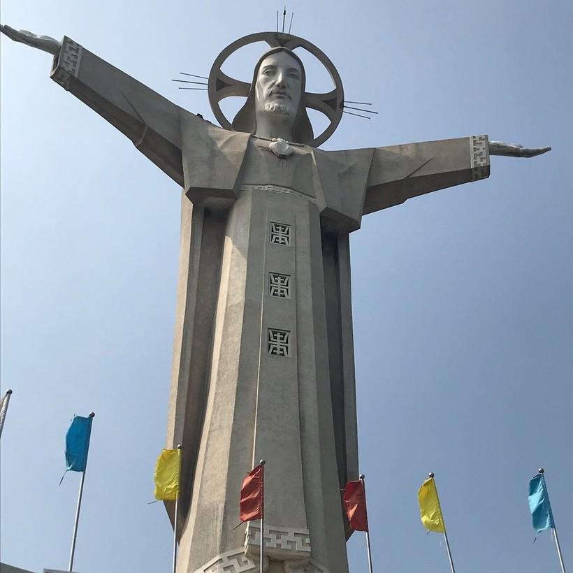 Иисус в Вунгтау