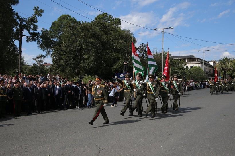 9 мая в Абхазии