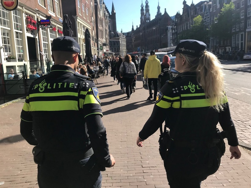Амстердам: прогулка по центральным улочкам столицы