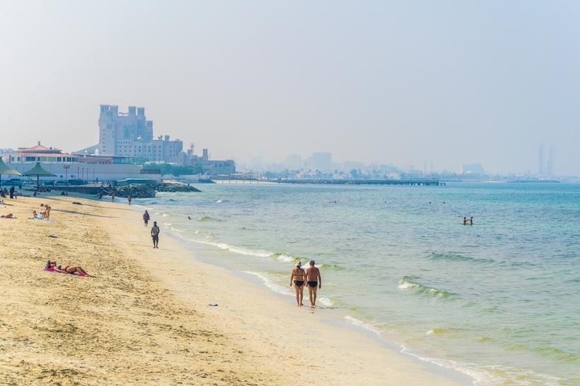ОАЭ, побережье Аджмана