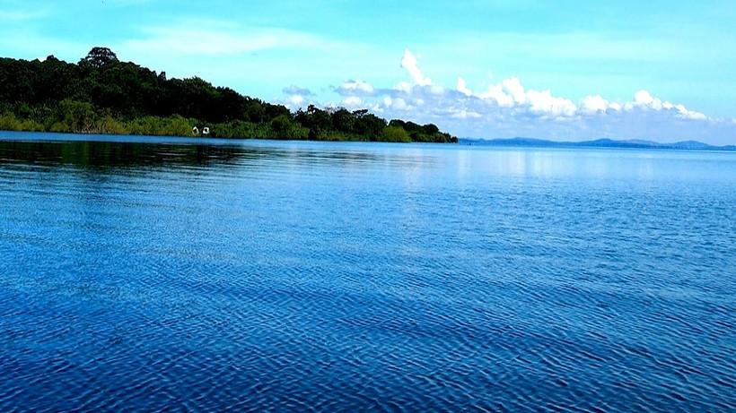 Виктория озеро