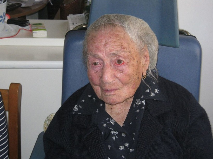 Самые старые люди