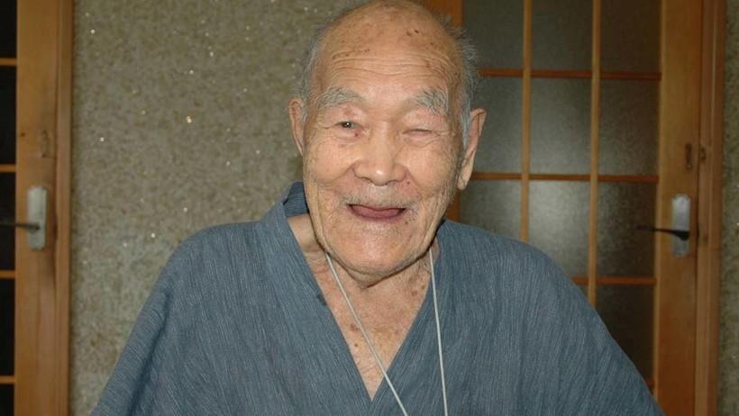 Самый старый мужчина в мире