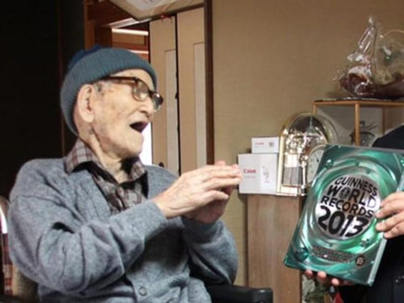Долгожитель из Японии — Дзироэмон Кимура