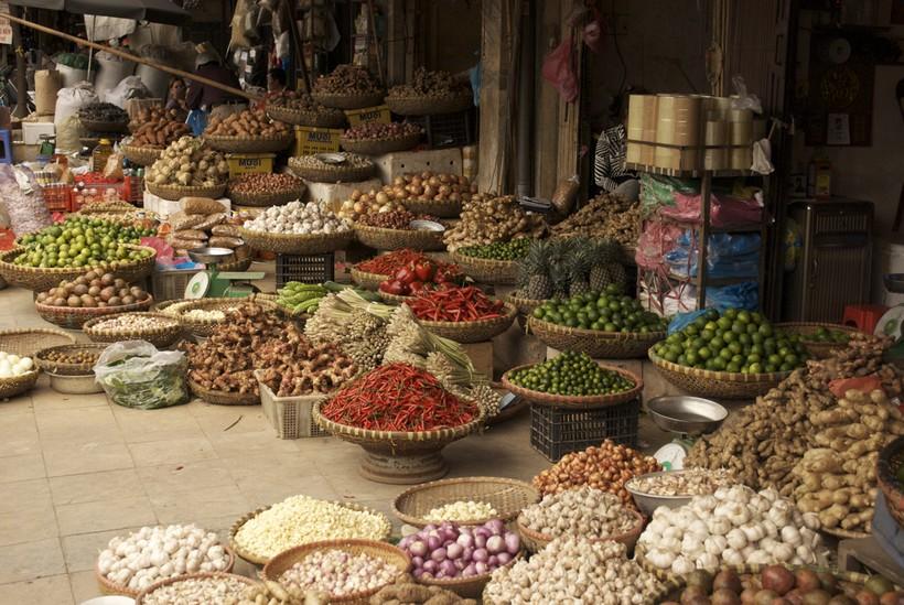 Вьетнам, на рынке