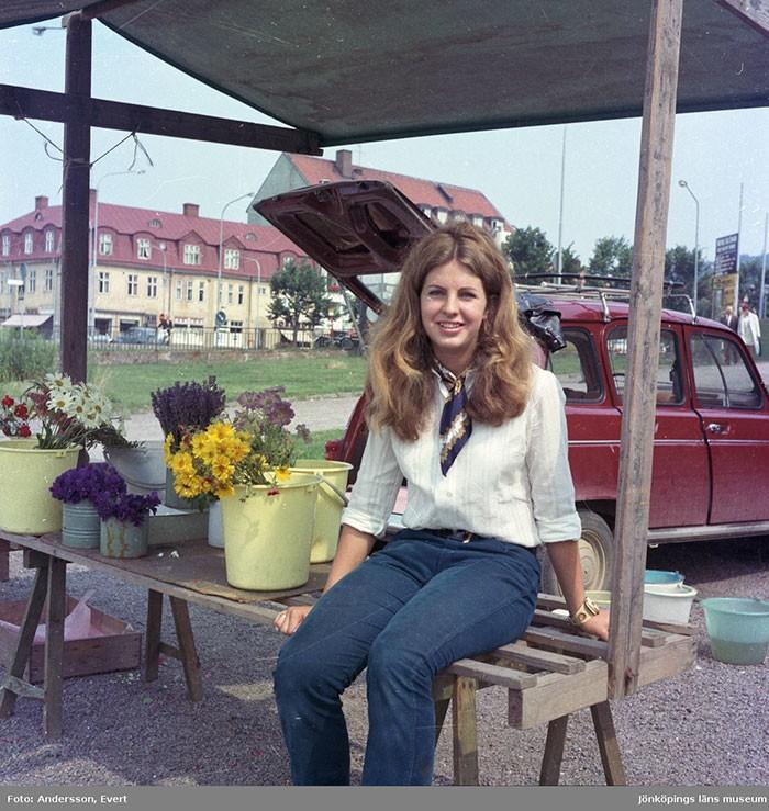 20 фото 70-х из шведского города Хускварна, доказывающих, что раньше все было круче