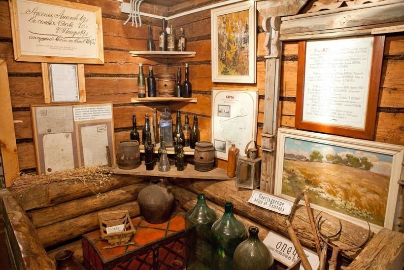 Музей Водки в Мышкине