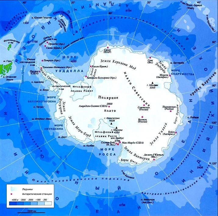 4 или 5: сколько все-таки на Земле океанов, и почему их число меняется