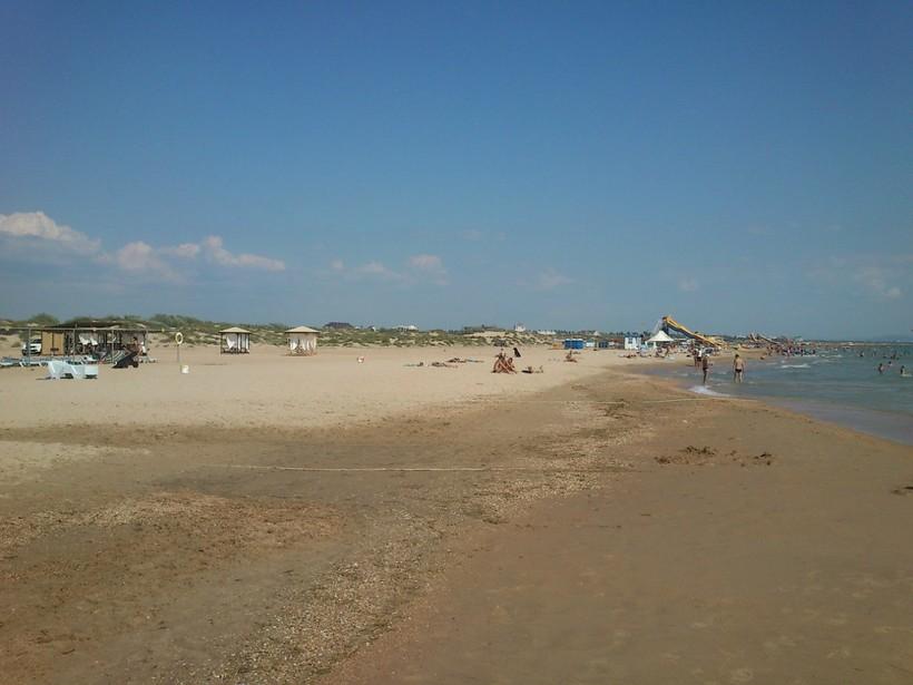 Отходите подальше от Центрального пляжа, чтобы было меньше туристов