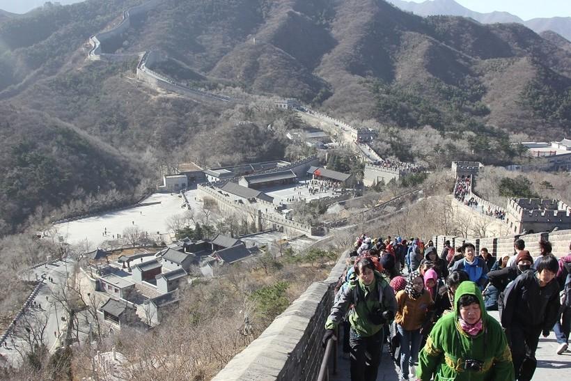 Пекин: экскурсия на Великую Китайскую стену