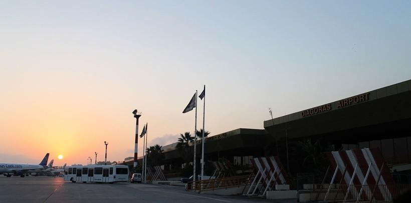 Аэропорт Родос Диагорас