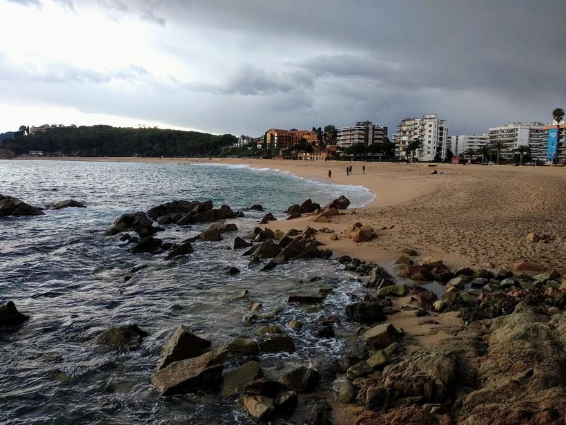 Средиземное море, Ллорет-де-Мар