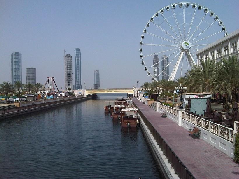 ОАЭ, Шарджа: Аль-Касба