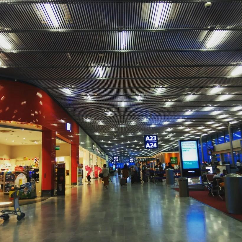 Аэропорт Орли, Франция