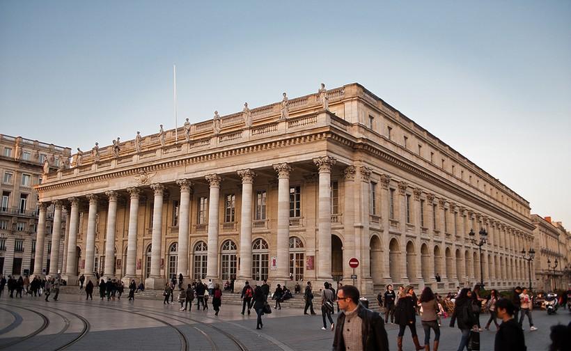 Бордо: Place de la Comédie