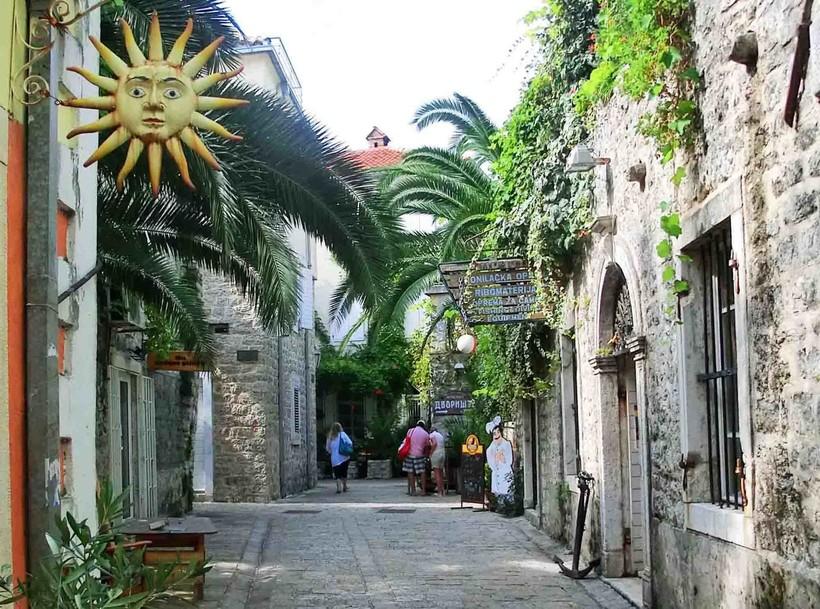 Старый город: прогулка
