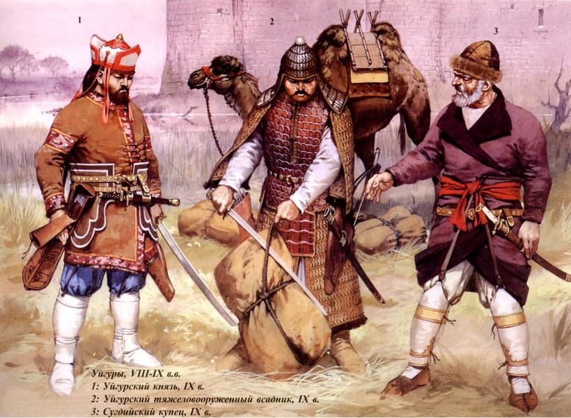 Тюрки - происхождение народа, где и как живут, фото