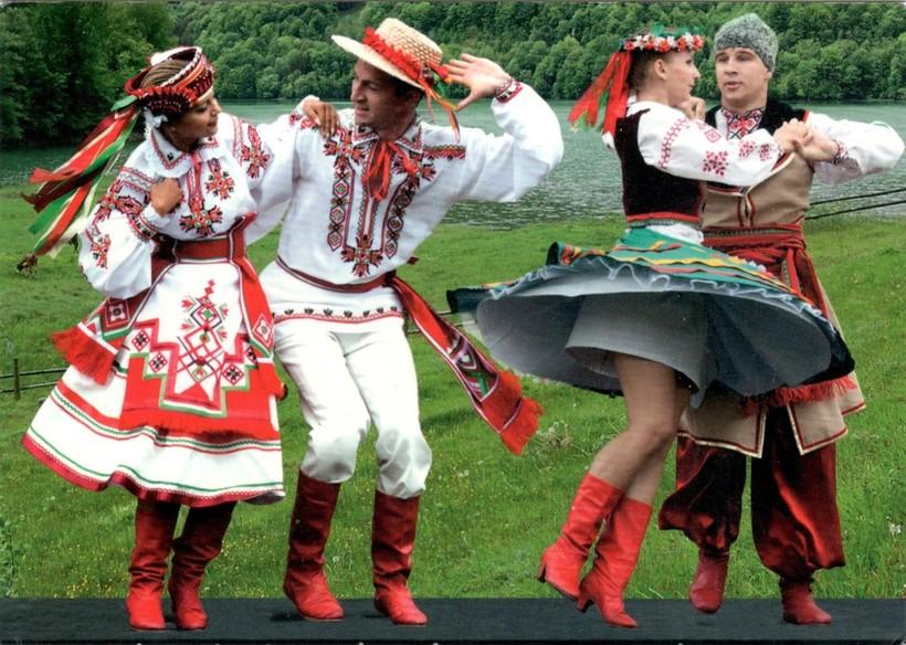 Украинцы - происхождение народа, где и как живут, фото