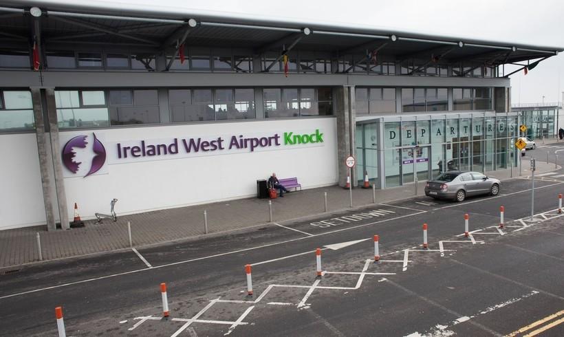 Международный аэропорт Нок, Ирландия