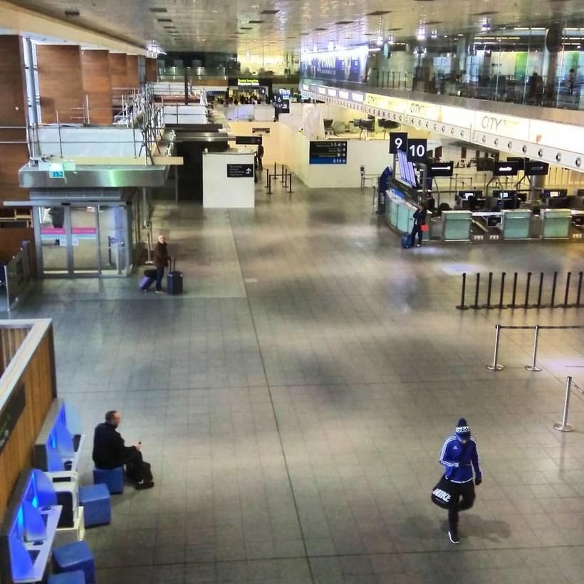 Дублинский аэропорт, Ирландия