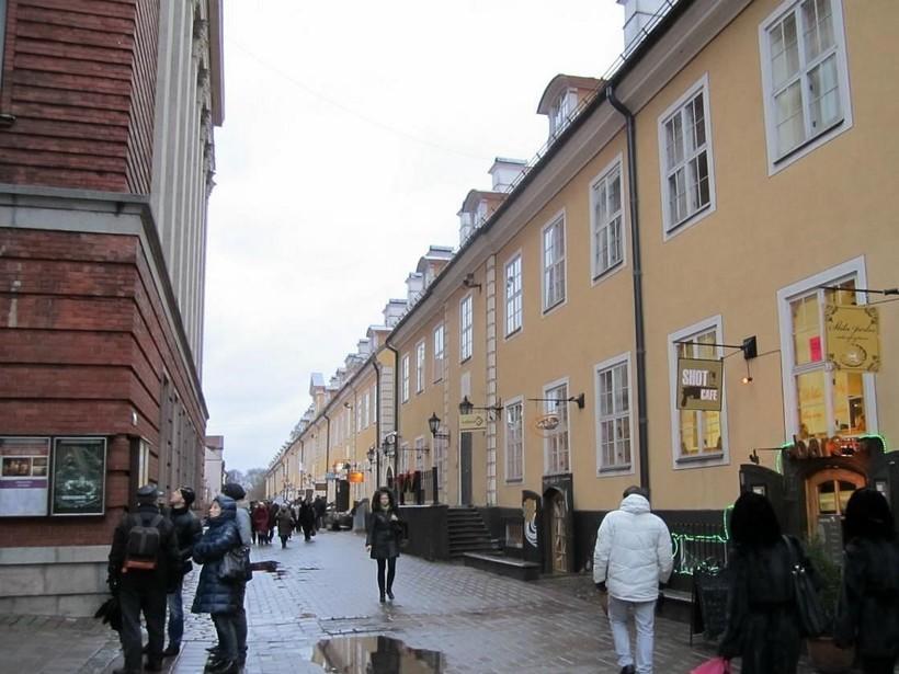 Рига: по пути к Шведским воротам