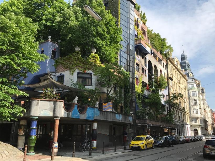 Вена: прогулка по городу по прибытии