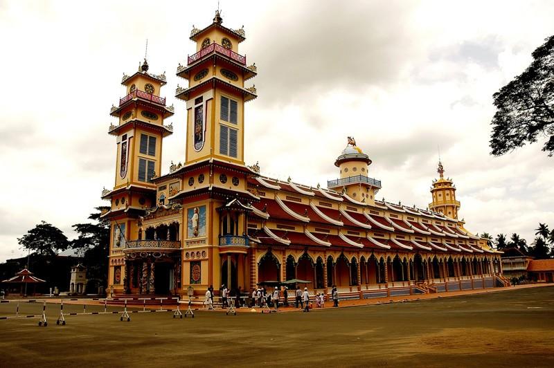 Храм Као Дай