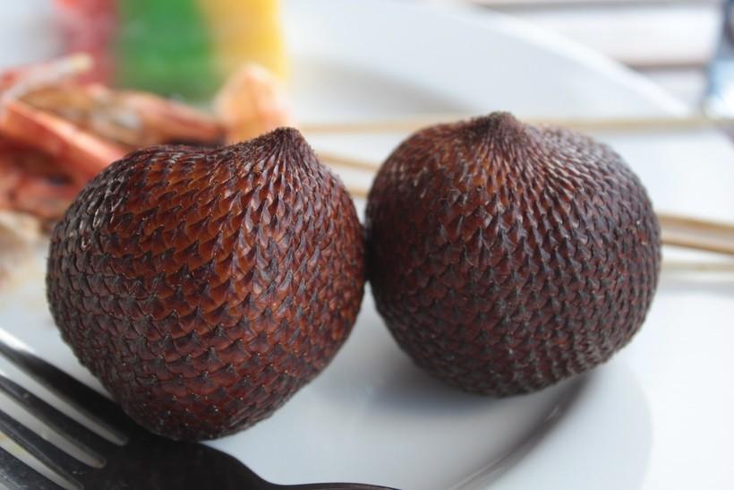 Салак. «Змеиный фрукт»