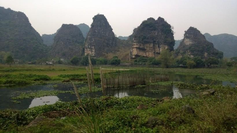 Провинция Ниньбинь. Вьетнам.