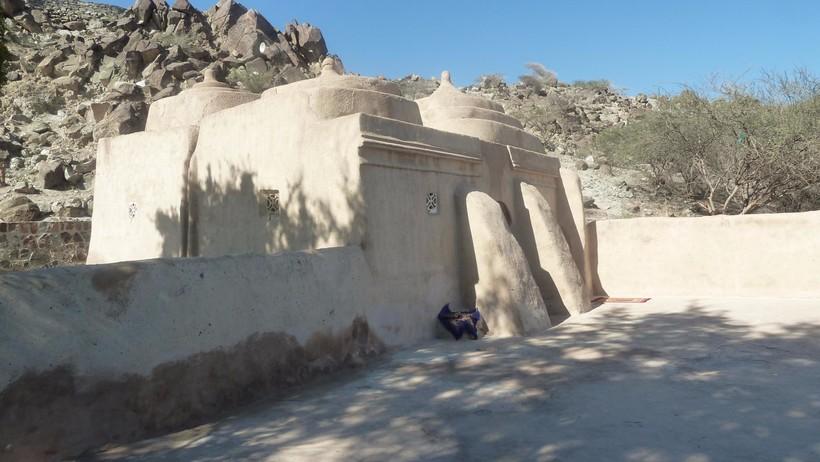 Июньская экскурсия в мечеть Аль-Бидья