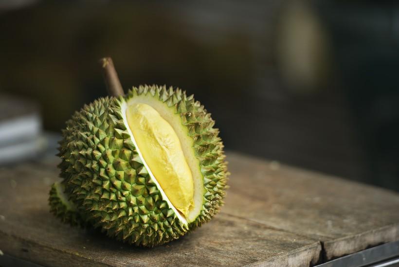 Шипастый фрукт Дуриан