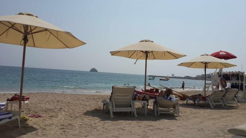 Фуджейра: мой идеальный пляжный отдых